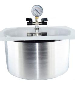 20L Vacuum Degassing Chamber Kit
