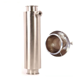 Open Jacketed Material Column