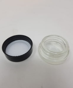 5ml Shoulderless Glass Jar