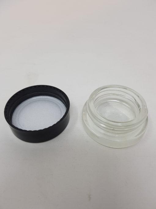 5ml Shoulderless Glass Jar
